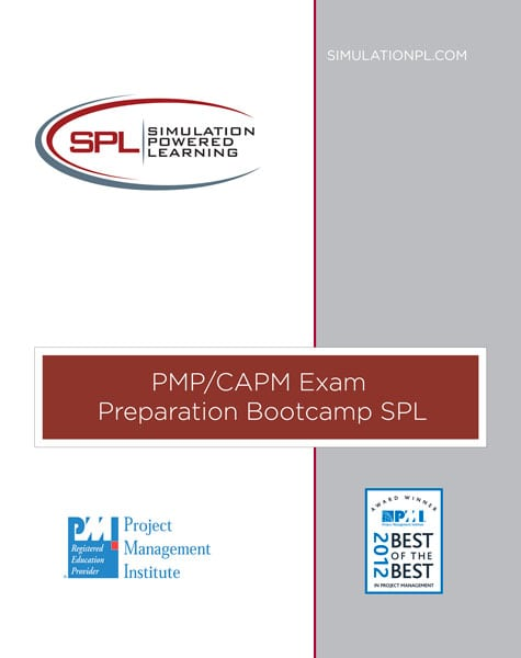 PMP/CAPM Exam Preparation Boot Camp SPL - 5 Days